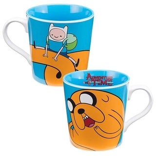 Adventure Time Finn And Jake Ceramic Coffee Mug