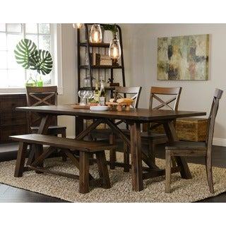 Aubrey 86-inch Dining Table