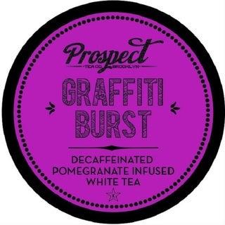 """Prospect Tea """"Graffiti Burst"""" Single Serve Tea K-Cups"""