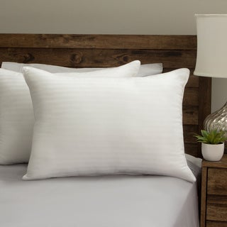 Grandeur Collection Cotton Down Alternative Density Option Pillow (Set of 2)