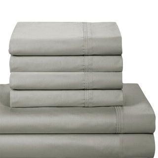 Egyptian Cotton 1000 Thread Count Rich 6-piece Sheet Set