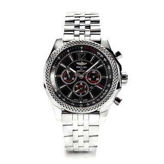 Breitling Men's Barnato 42 Black Dial Automatic Watch