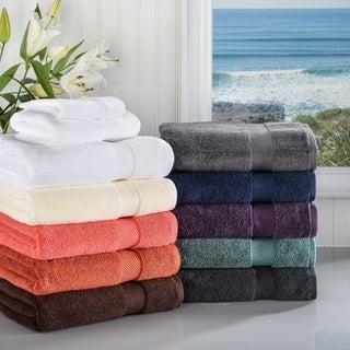 Superior Collection Super Soft & Absorbent Zero Twist 3-piece Cotton Towel Set
