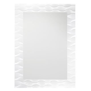 """Patterned Decorative Wall Mirror (18"""" x 24"""")"""