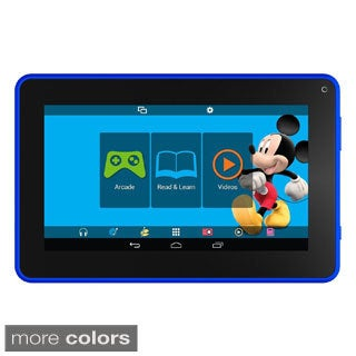 Smartab STJR76 7-inch Android 4.4 Kids Tablet with 50+ Preloaded Disney Apps and Games