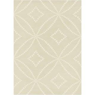 Harlequin :Hand-Tufted Joanne Geometric Pattern Rug (9' x 12')