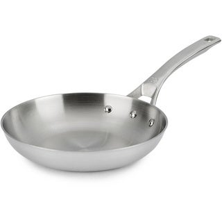 Calphalon 8-inch AccuCore Stainless Steel Omelette Pan