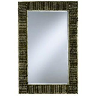 Renee Antique Gold Finish Mirror