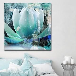 Ready2hangart Alexis Bueno 'Painted Petals XXIV' Canvas Wall Art