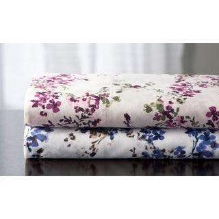 Brighton 350TC Cotton Rich Sateen Print Sheet Set