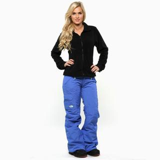 The North Face Women's Coastline Blue Thermoball Snow Pant
