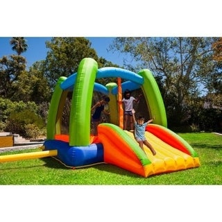Sportspower My First Jump 'n Play Inflatable Bounce House