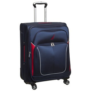 Nautica Byron Bay 24-inch Medium Spinner Upright Suitcase