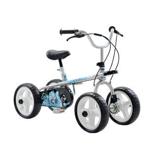 Quadrabyke Ice Convertible Bicycle