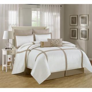 Block 8-piece Comforter Set