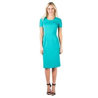 DownEast Basics Women's Art Nouveau Dress