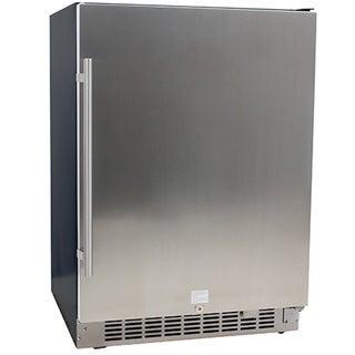 EdgeStar 142-can Stainless Steel Beverage Cooler