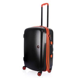 Lojel Nimbus 27-inch IPX-3 Waterproof Hardside Carry-on Upright Spinner Suitcase