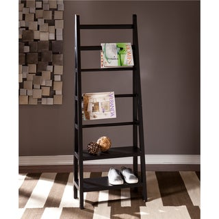 Upton Home Jett Black Anywhere Storage/ Display Ladder