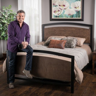 Christopher Knight Home Vineyard Queen Bed Frame