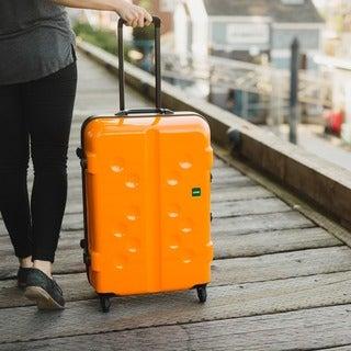 Lojel Carapace Frame 27-inch Urban Styling Medium Upright Hardside Spinner Suitcase