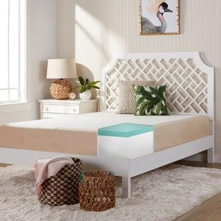 Comfort Dreams Select-a-Firmness 11-inch Twin XL-size Gel Memory Foam Mattress
