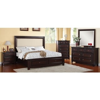 Heather 5-piece Bedroom Set
