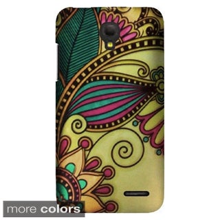 Insten Hard Snap-on Rubberized Matte Phone Case Cover For Alcatel One Touch Pop Star