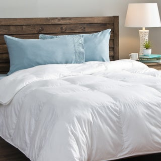 Tommy Bahama 500 Thread Count Tencel/ Cotton Primaloft Oversized Down Alternative Comforter