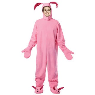 Child A Christmas Story Ralphie's Bunny Suit Costume
