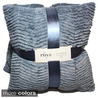 Ruya Faux Fur Pillow (Set of 2)