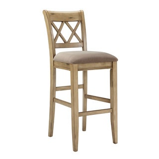 Off White Bar Stools Overstock Shopping The Best