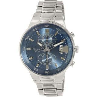 Kenneth Cole Men's KC9346 Stainless Steel Quartz Watch