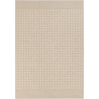 Meticulously Woven Emilie Contemporary Wool Rug (9' x 12')