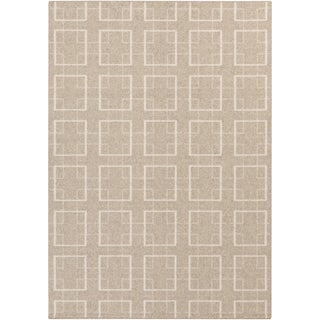 Meticulously Woven Edward Contemporary Wool Rug (9' x 12')