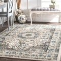 nuLOOM Traditional Persian Vintage Fancy Rug (5'3 x 7'9)
