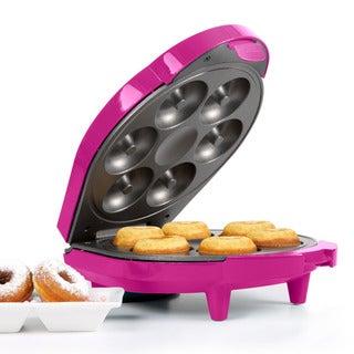 Holstein Housewares HF-09004M Doughnut Maker