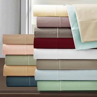 Luxury 800 Thread Count Egyptian Cotton Sheet Set