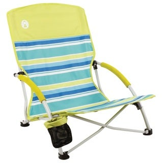 Coleman Beach Deluxe Low Sling Chair