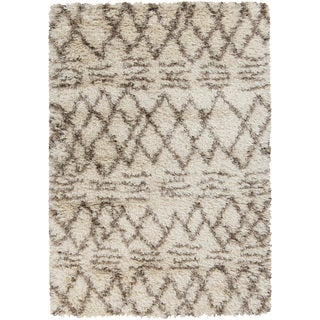 Meticulously Woven Julien Geometric Indoor Rug (9' x 12')