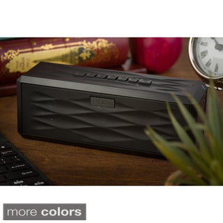 Sharkk Boombox Portable Bluetooth Wireless Speaker with Built-in Mic