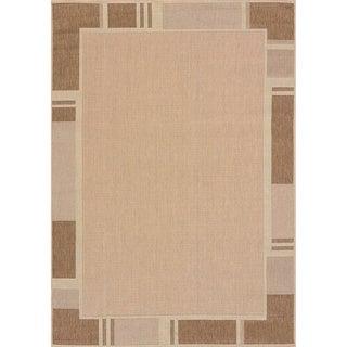 Flat-weave Terrace Renata Indoor/Outdoor Area Rug (7'10 x 10'6)