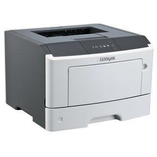 Lexmark MS310D Laser Printer - Monochrome - 1200 x 1200 dpi Print - P
