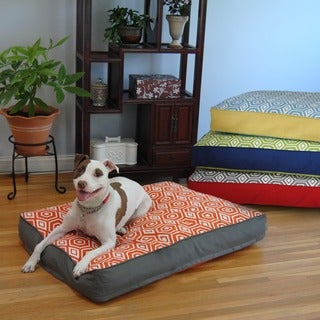 EZ Living Home Honeycomb Memory Foam Topper Reversible Pillow Bed