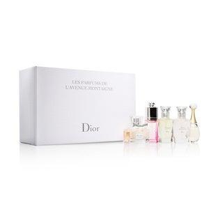 Christian Dior Les Parfums de L'Avenue Montaigne Women's 5-piece Gift Set