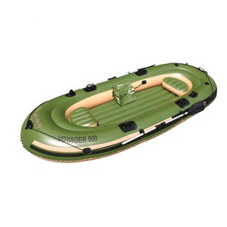 Bestway Voyager 500 Heavy-Duty Inflatable Boat