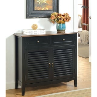 Furniture of America Faite Country Style Hallway Chest