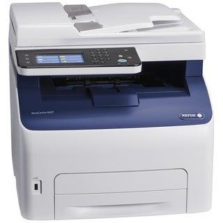 Xerox WorkCentre 6027/NI LED Multifunction Printer - Color - Plain Pa