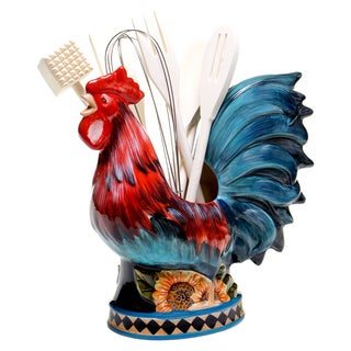 French Barnyard 3-D 7-piece Kitchen Tool Set