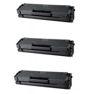 Samsung Compatible MLT-D111S MLT 111 Toner Cartridge For SL-M2020W M2070W Printer (3-pack)